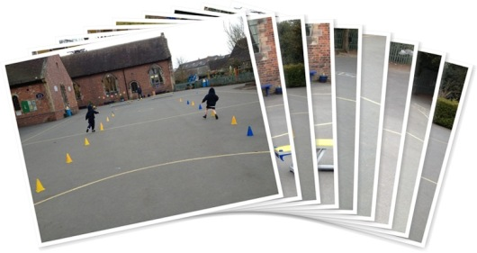 View Football skills