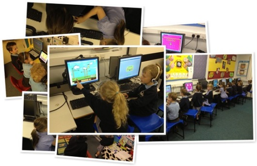 View ICT skills with busythings
