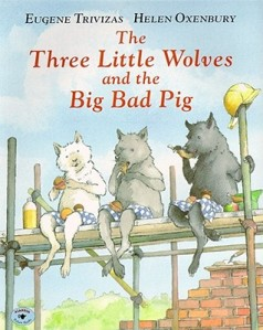 The-Three-Little-Wolves-and-the-Big-Bad-Pig-Trivizas-Eugene-9780689815287